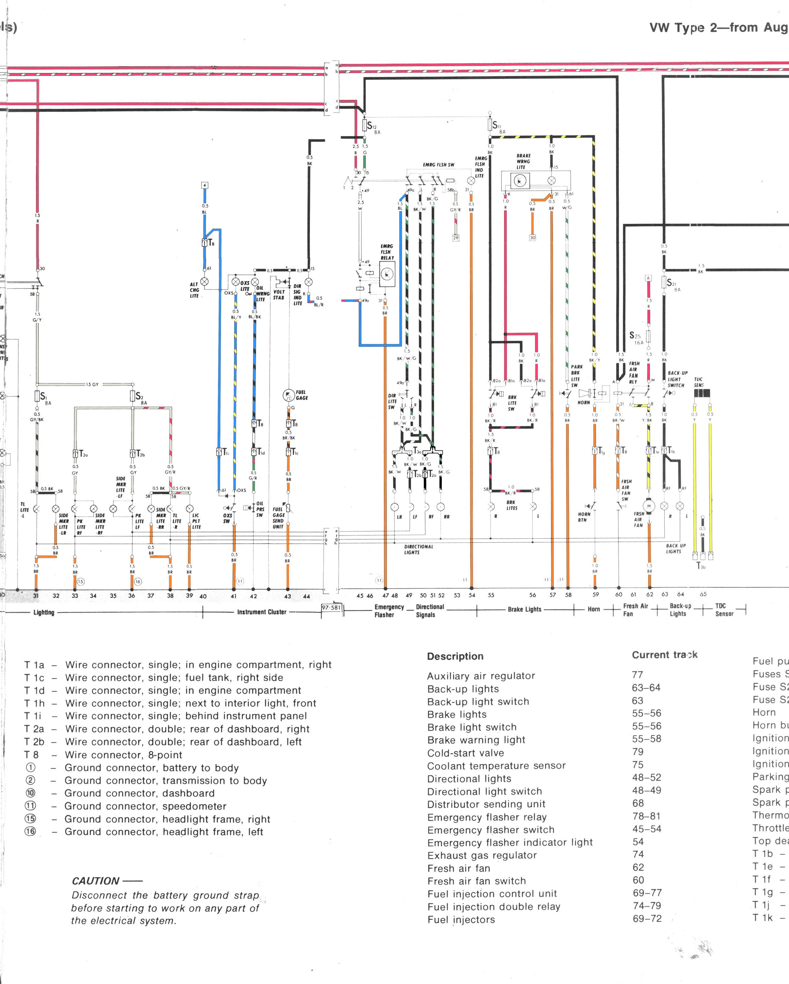 vw wiring diagrams. Black Bedroom Furniture Sets. Home Design Ideas