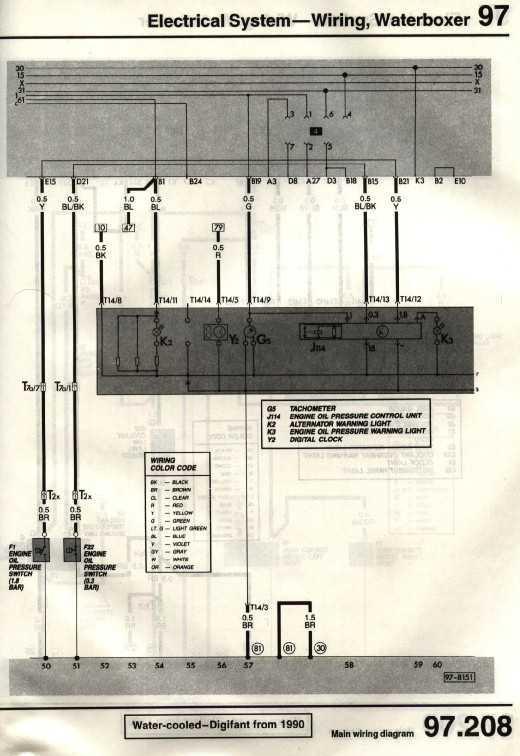 1974 Vw Wiring Diagrams